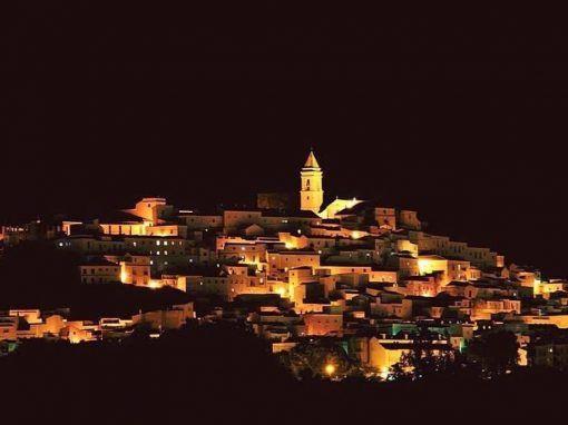 Alcalá de noche