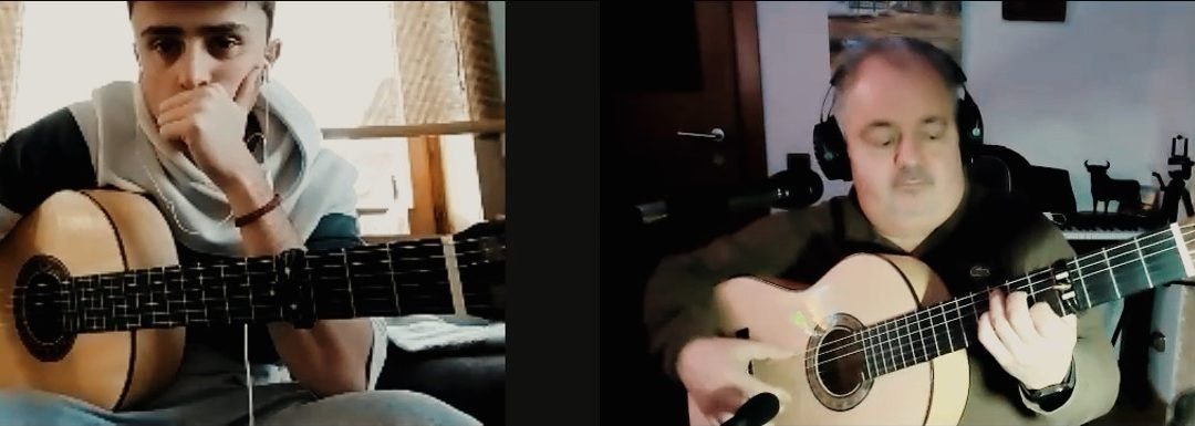 Foto Guitarra Online